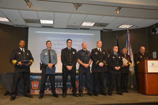 ACFD award recipients