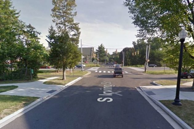 The intersection is set for a revamp to improve safety (photo via Google Maps)