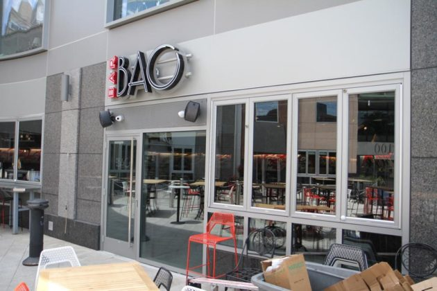 Bar Bao will open Thursday after a series of soft openings