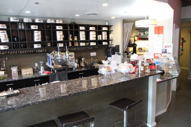 The Cherrydale spot already offers teas and various relaxation services