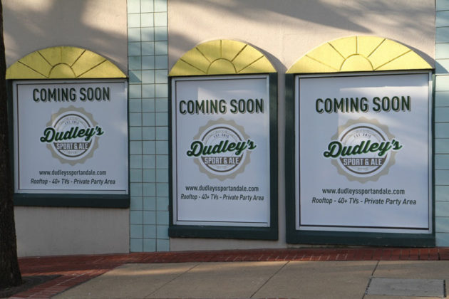 Key permits have been approved for Dudley's Sport & Ale