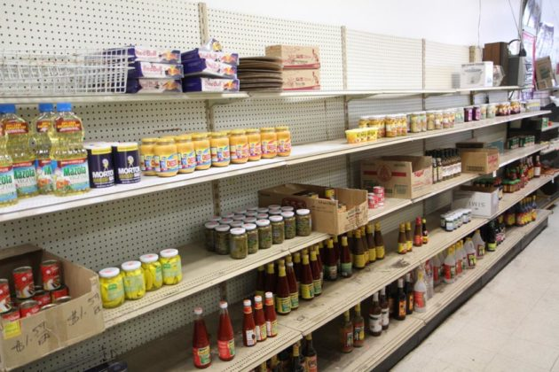 The Arlington Forest store provides Filipino groceries and other services