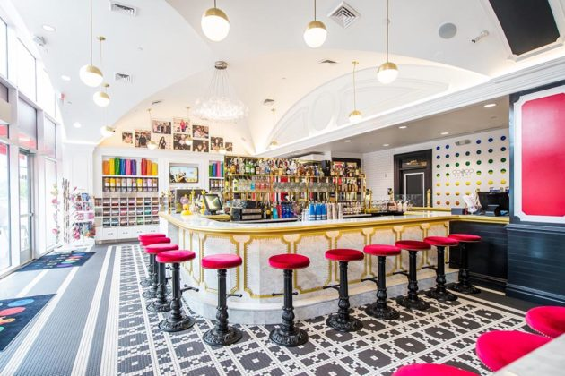 Sugar Factory is now open at the Fashion Centre at Pentagon City (photo via Joy Asico)