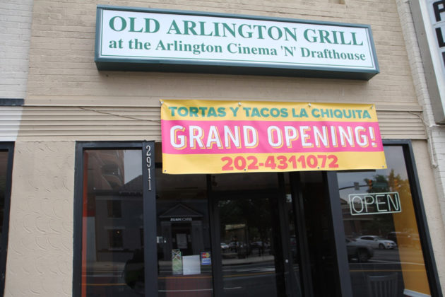 Tortas Y Tacos La Chiquita will move into The Green Room
