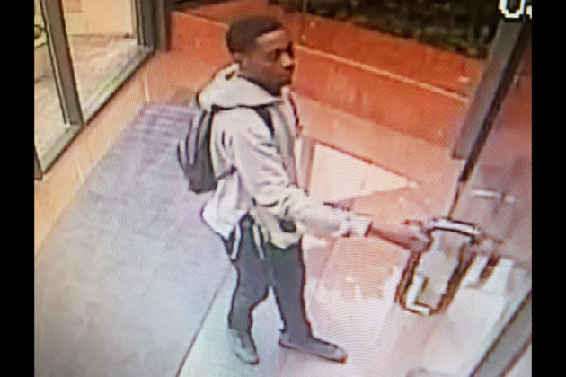 Rosslyn sexual assault suspect (photo courtesy ACPD)