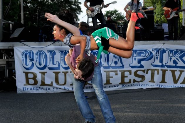 17th Annual Columbia Pike Blues Festival (photo courtesy Columbia Pike Documentary Project)