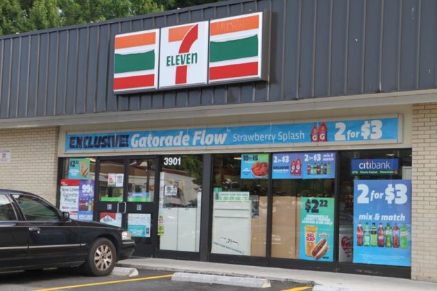 The 7-Eleven at 3901 Lee Highway is set to close at the end of the month
