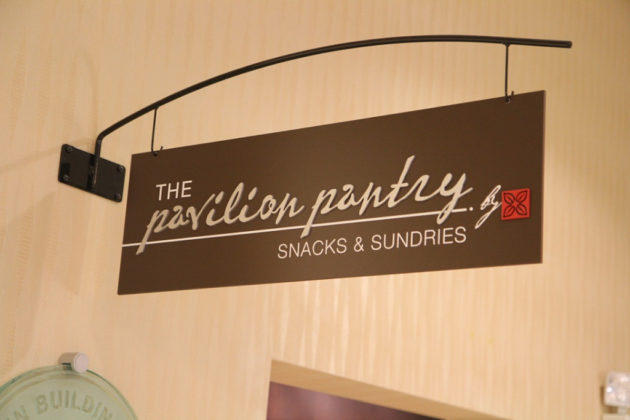 The Pavilion Pantry convenience store will get a newer look