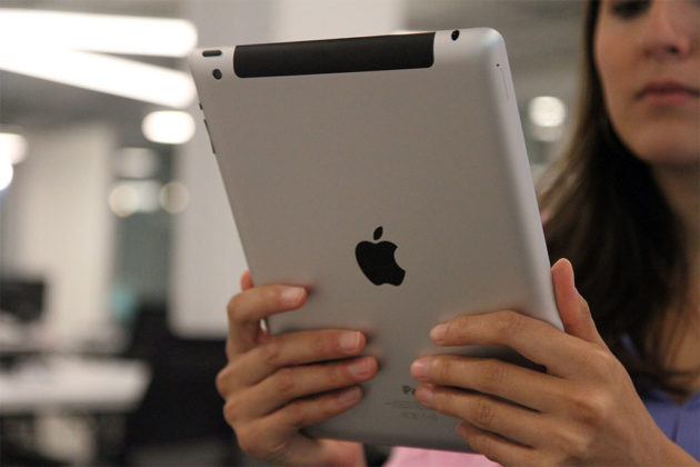 Apple iPad (file photo)