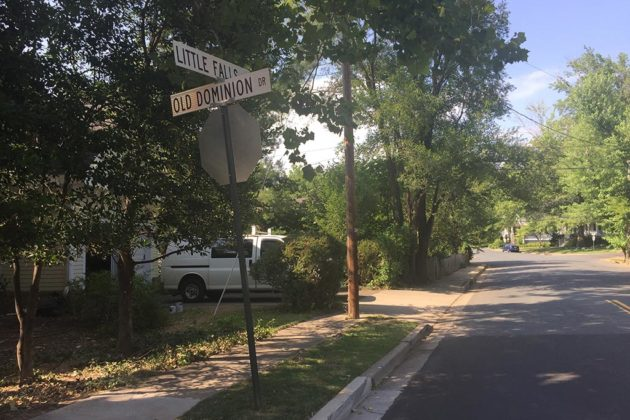 A 13-year-old resident has asked the County Board to add a stop light