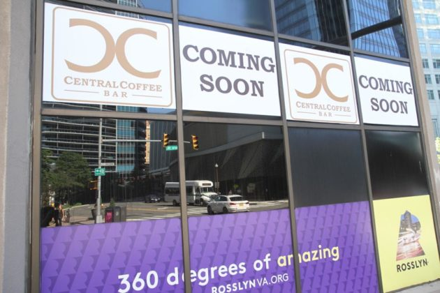 A coffee bar is moving into the RCA building in Rosslyn