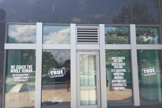 True Health and Wholeness near Columbia Pike closed last month