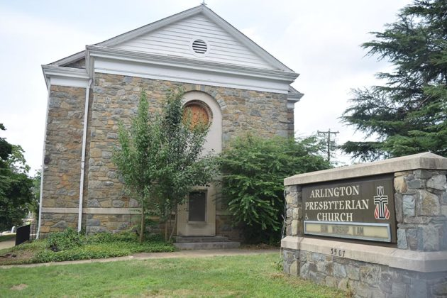 It will replace the Arlington Presbyterian Church