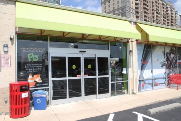 Freshbikes is also set to expand in the same building