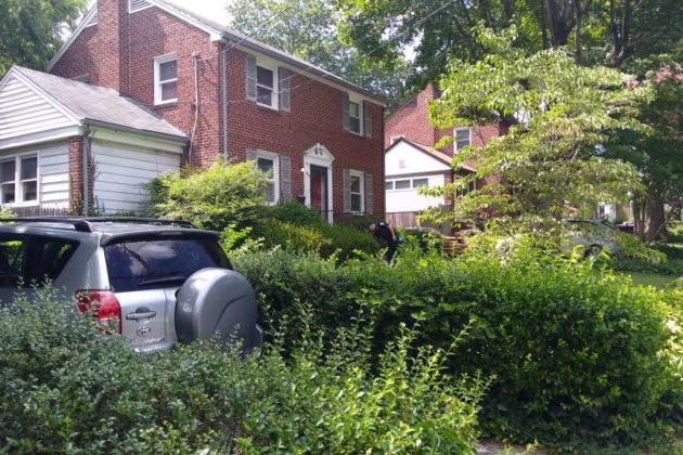 Death investigation on N. Quantico Street in East Falls Church
