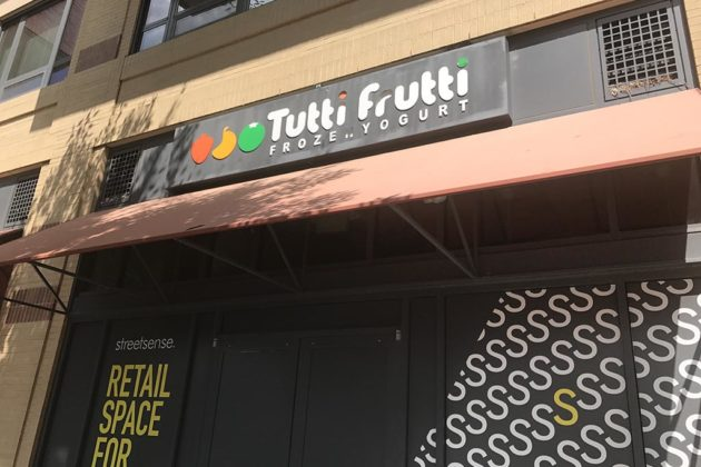 It may replace the Tutti Frutti frozen yogurt store, next door to Epic Smokehouse