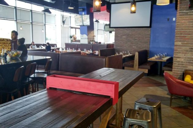 Bistro 1521 opened last week