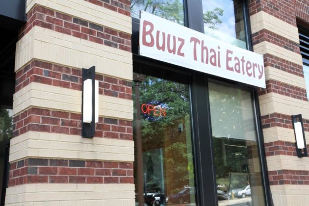 Buuz Thai Eatery opened in March in Courthouse