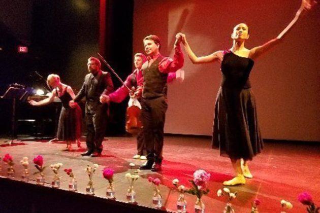 National Chamber Ensemble performance (courtesy photo)