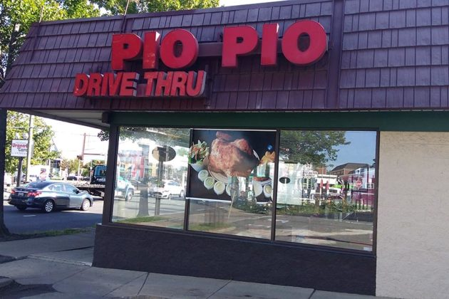 A new permit was approved in July for indoor seating at Pio Pio