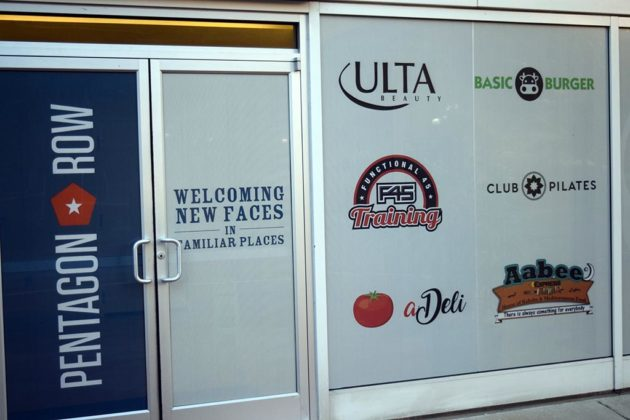 Ulta is one of several new retailers coming soon or already open in Pentagon Row