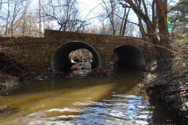 Existing Van Buren Bridge