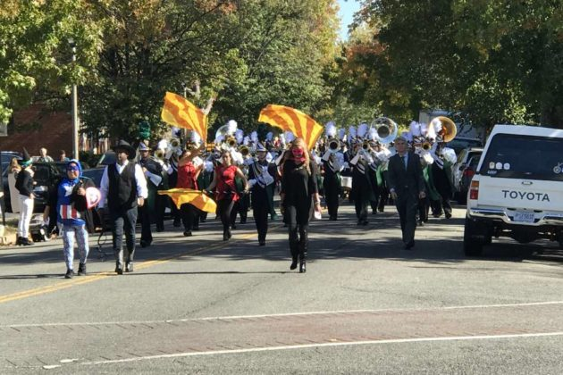 2017 Fairlington Halloween parade