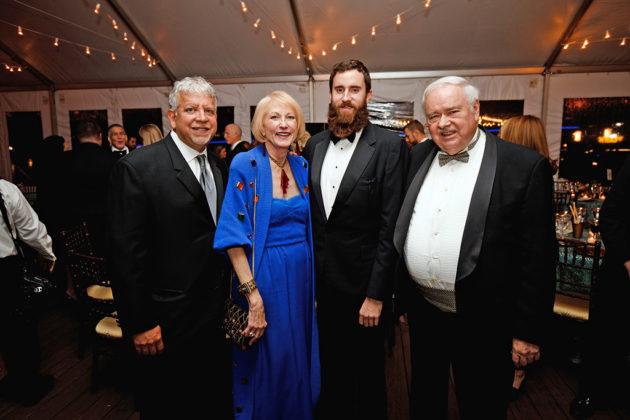 Shank, Reinsch, Gerald Pierce and Al Pierce (courtesy photo)