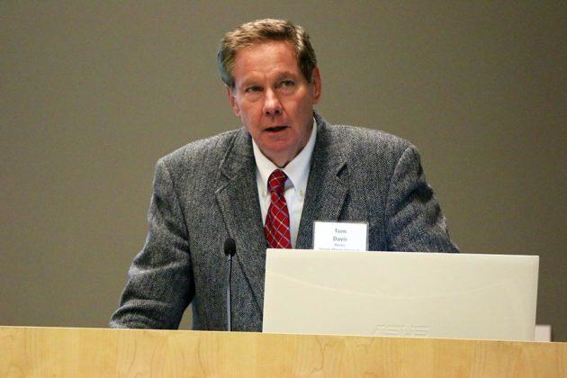 Thomas Davis III, rector of GMU's Board of Visitors