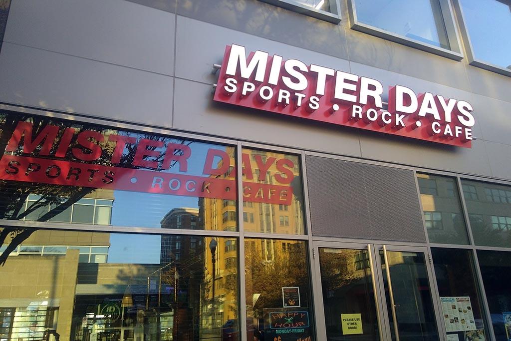 Mister Days Sports Rock Cafe