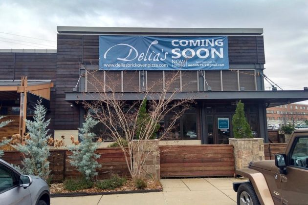 Mediterranean restaurant delia 39 s to replace tazza kitchen for Tazza kitchen
