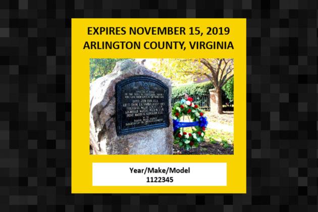 (4) The Cherrydale War Memorial