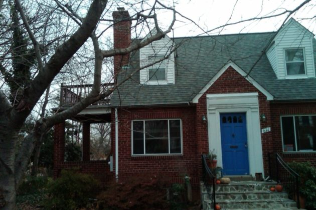BEFORE: Alair Homes Arlington project