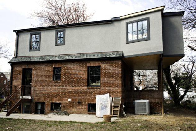 AFTER: Alair Homes Arlington project