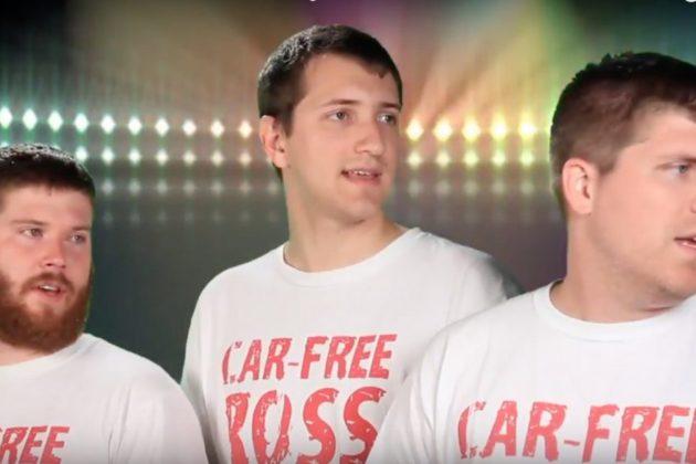 Car-Free Diet Show screenshot