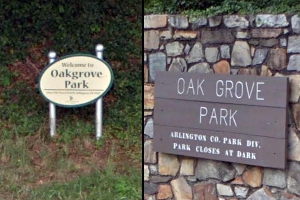 Cherrydale Residents Fight for Park Spelling | ARLnow.com