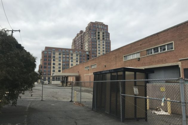 JBG Smith plans to demolish the building, which has several subsections.