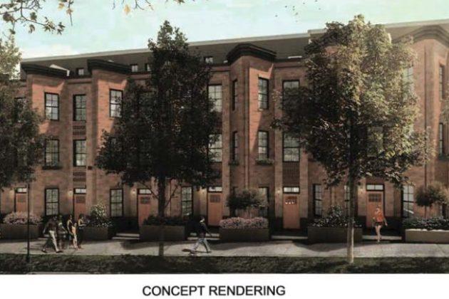 NVR development in Ballston