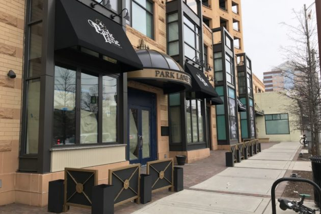 New restaurants along Washington Blvd