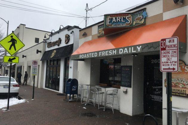 Earl's Sandwiches on Wilson Blvd