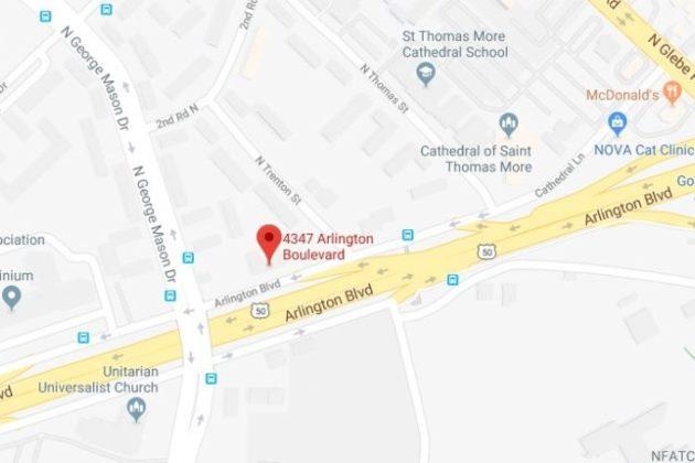 Bethel United Church of Christ location (photo via Google Maps)